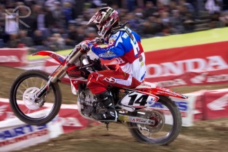AMA / MS Supercross  Seattle