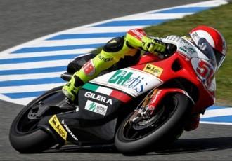GP Valencie - závod 250 ccm