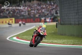 Jezdci Ducati hodnotí sobotu