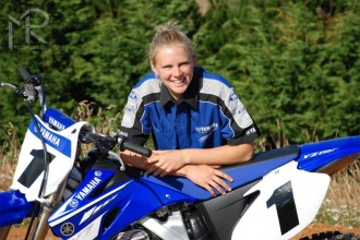 Katherine Prumm zahájila v Austrálii vítězstvím