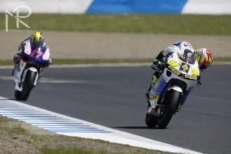 Lukáš se těší na závod v Jerezu