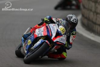 Marek Červený - česká stopa na Macau GP2018