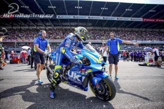 Rins a Iannone komentují thajský závod