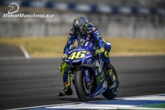 Rossi: Opět slavím narozeniny na motorce