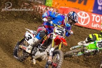 AMA/FIM Supercross 2015 – Phoenix