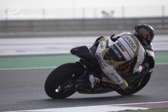IRTA test Moto2 Katar – neděle