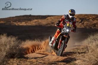 Rally Dakar 2020: 5. etapa