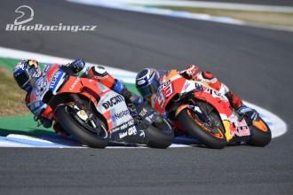 Smolný závod pro Ducati