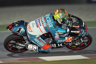 Brno, Cardion AB Grand Prix  125 ccm , QP1