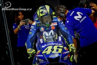 Cadalora: Rossi má na to, aby vyhrával