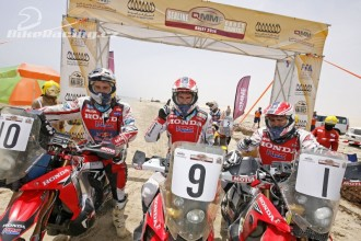 Sealine Cross-Country Rally – 5. etapa