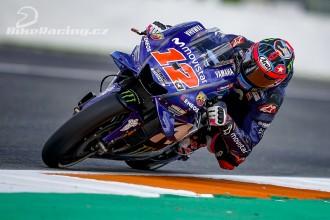 IRTA test MotoGP – Valencie středa