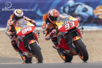 Jezdci Repsolu před další bitvou MotoGP