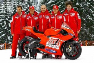 Ducati GP10 týmu Marlboro