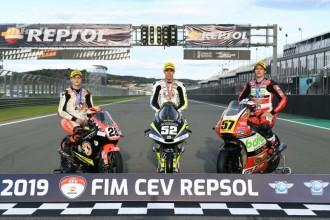 FIM CEV Repsol 2019 – Valencie