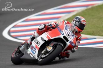 Italská Ducati na cestě do Španělska