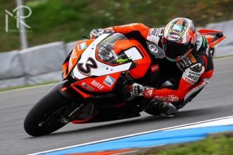 Biaggi vidí velký potenciál v motocyklu RSV