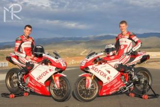 Ducati Xerox Junior Team připraven na sezonu