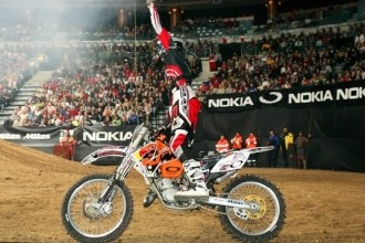 Freestyle Motocross Gladiator Games 2008