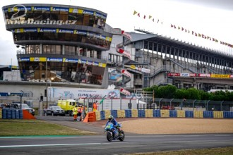 GP Francie 2020 – sobota