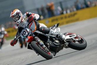 GP Sardinie Supermoto - závod