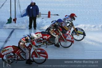 MS Ice Speedway  Assen (NED) neděle