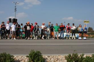 SUPERMOTO  OLYMPIA 2009
