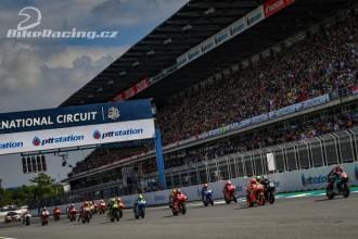 Thajská Grand Prix odložená