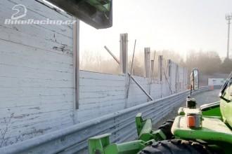 Autodrom Most pokračuje v boji proti hluku