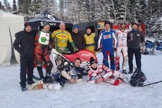 Ledaři ve Švédsku jezdili, v Rusku ne