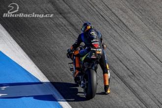 Marini, ani Bastianini v Jerezu nebodovali
