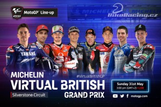 Michelin Virtual British Grand Prix 2020