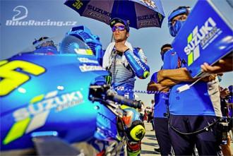 Rins a Mir připraveni na GP Rakouska