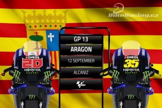 Yamaha před Aragonem