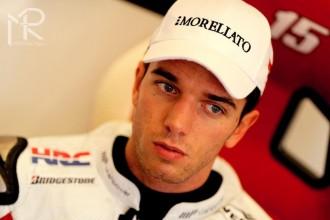 Alex de Angelis podepsal Moto2