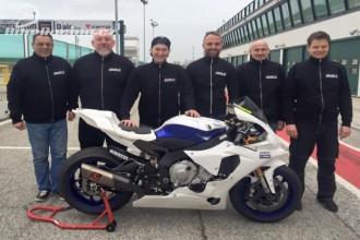 DRT racing team na Aragónu