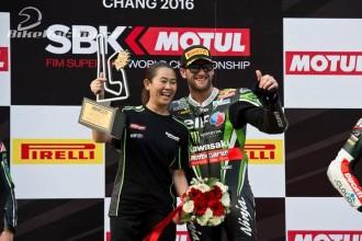 Kawasaki ovládla i druhý závod v Thajsku