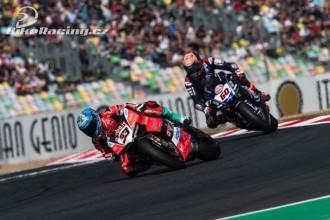 Páté a šesté místo pro tovární Ducati