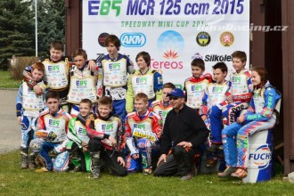 Speedway Mini Cup - Praha