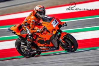 Tech3 KTM Team doufá v pozitivní návrat