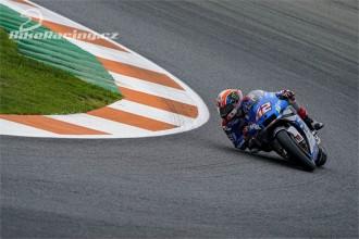 Jezdcům Suzuki kvalifikace nevyšla