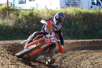 MČR MX junior - závěrečný závod sezony