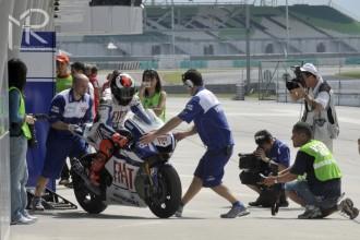 MotoGP test Sepang: Fiat Yamaha po čtvrtku