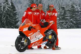 Vittorio Guareschi týmovým manažerem Ducati v MotoGP
