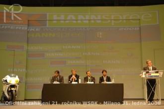 WSBK 2008 bylo včera oficiálně zahájeno