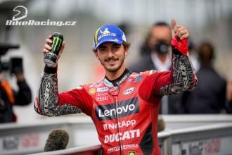 Jezdci Ducati chtějí bojovat o vítězství