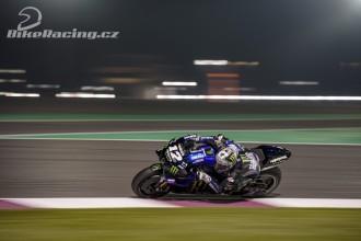 MotoGP test Katar 2020 - pondělí