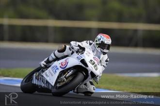 Team Pata B&G Racing připraven na Austrálii