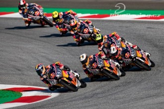 Kalendář Red Bull MotoGP Rookies Cup 2020