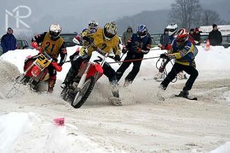 MČR v motoskijöringu 2010